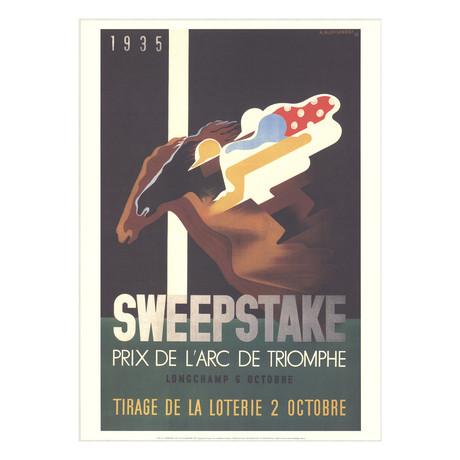 Sweepstake // A.M. Cassandre