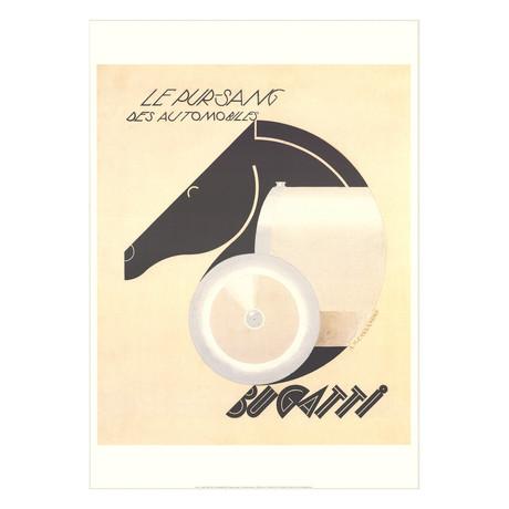 Bugatti // A.M. Cassandre