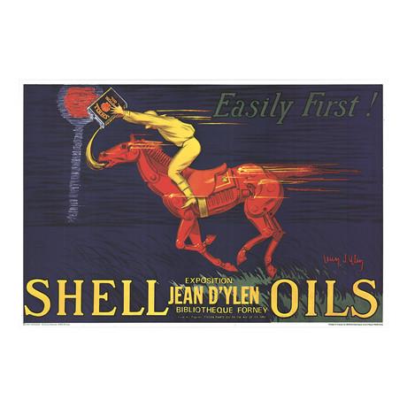 Shell Oils - Easily First! // Jean D'Ylen