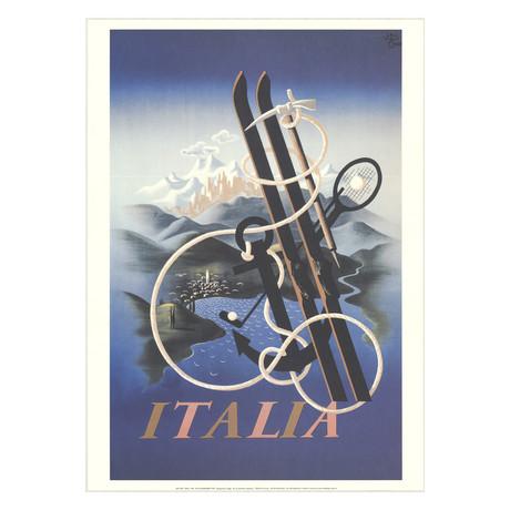 Italia // A.M. Cassandre