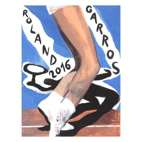 Roland Garros French Open // Marc Desgrandchamps
