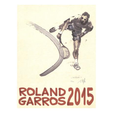Roland Garros French Open // Du Zhenjun