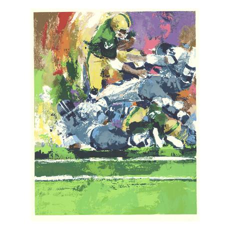 Football Scene // Wayland Moore