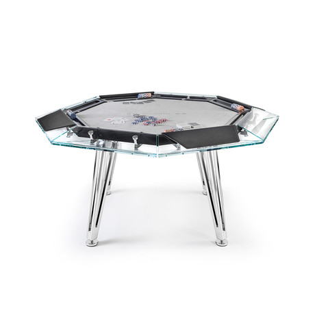 UNOOTTO Marble Edition Poker Table
