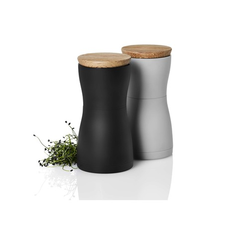 Twin Salt + Pepper Mill Gift Set