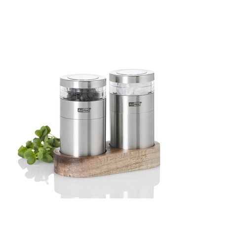 Menage Molto // Salt + Pepper Mill Gift Set