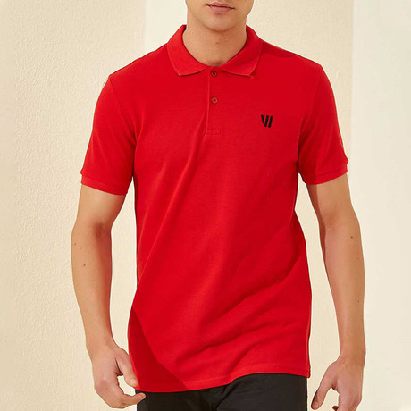 Bruce Polo // Red (S)