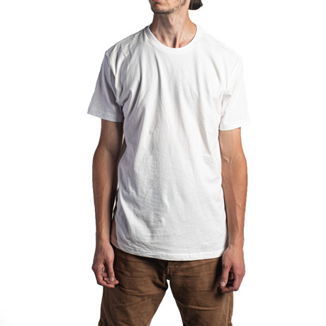The Better Basic Crew // White (XS)