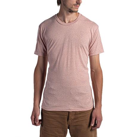 The Triblend Crew // Desert Pink (XS)