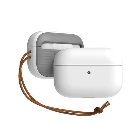 Airpods Pro Case // Modern Series // White