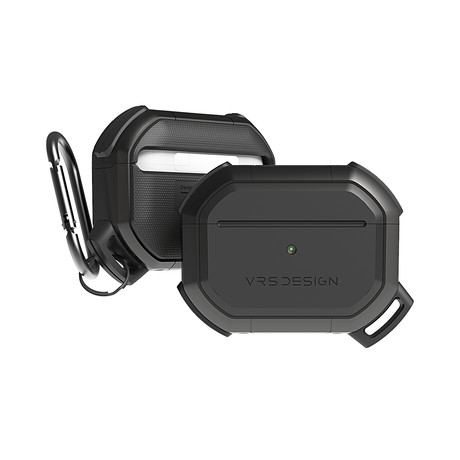 Airpods Pro Case // Active Series // Matt Black