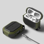 Airpods Pro Case // Active Series // Green