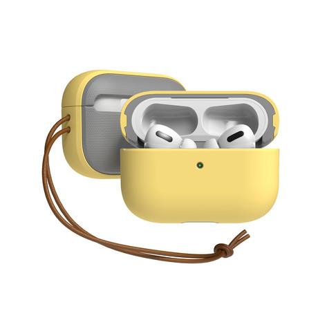 Airpods Pro Case // Modern Series // Lemonade