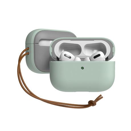 Airpods Pro Case // Modern Series // Marine Green