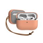 Airpods Pro Case // Modern Series // Peach