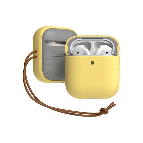 Airpods 1/2 Case // Modern Series // Lemonade