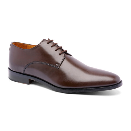 Power Plain Derby // Brown (US: 7)