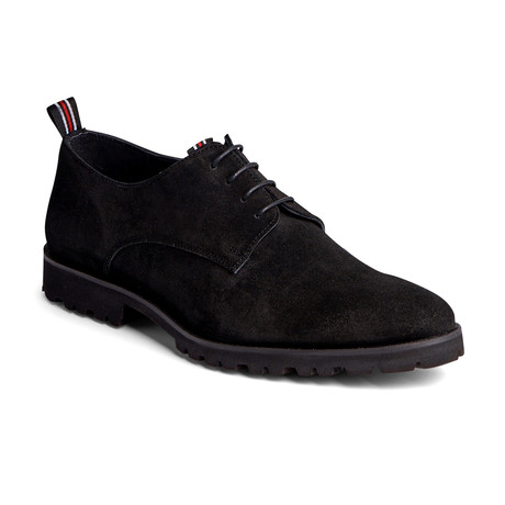 Power Lite Derby Suede // Black (US: 7)