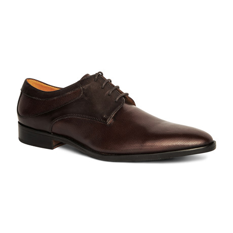 Power Print Oxford // Dark Brown (US: 7)