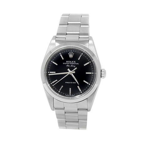 Rolex Air-King Automatic // 14000 // K Serial // Pre-Owned