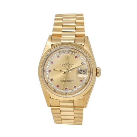 Rolex Day-Date Automatic // 18238 // E Serial // Pre-Owned