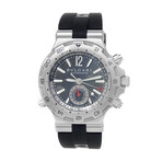 Bulgari Diagono Automatic // DP 42 S GMT // Pre-Owned