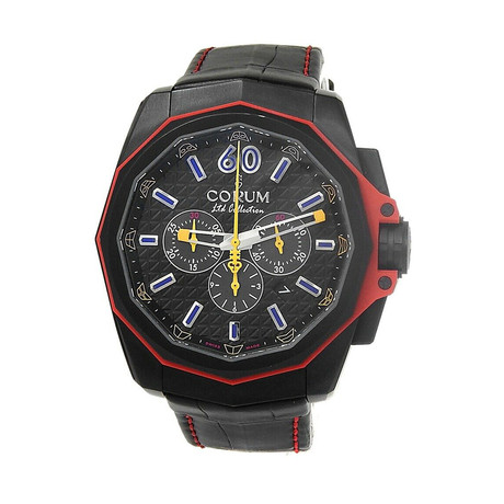 Corum Admiral's Cup AC-ONE Venezuela Chronograph Automatic // 132.211.95/0F01 ANVE // Pre-Owned