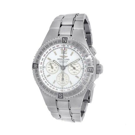 Breitling Hercules Chronograph Automatic // A39363 // Pre-Owned