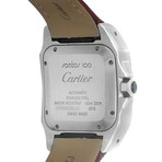 Cartier Santos 100 Automatic // W20106X8 // Pre-Owned