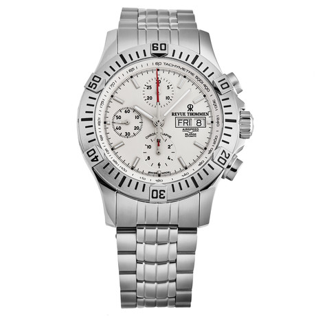 Revue Thommen Airspeed Xlarge Chronograph Automatic // 16071.6128
