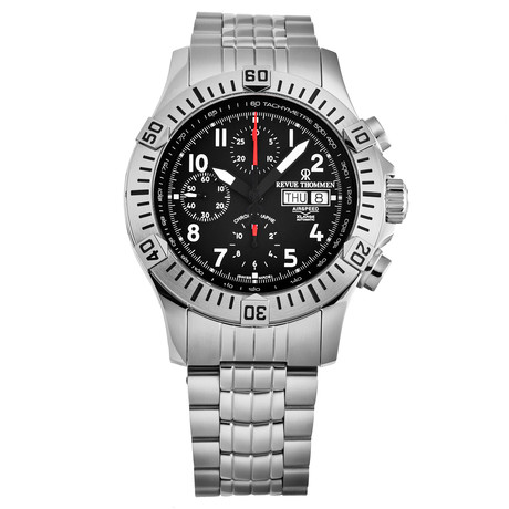 Revue Thommen Airspeed Xlarge Chronograph Automatic // 16071.6134