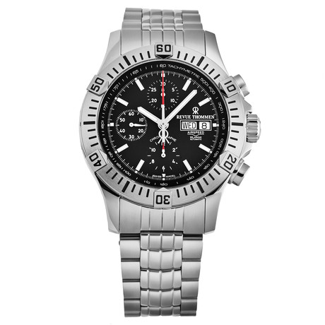 Revue Thommen Airspeed Xlarge Chronograph Automatic // 16071.6139