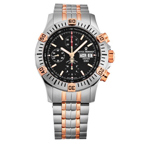 Revue Thommen Airspeed Xlarge Chronograph Automatic // 16071.6159
