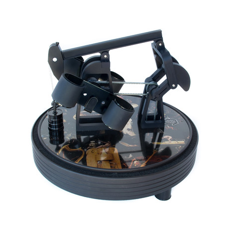 Oil Baron // Hell & Earth, Bosch Series // Black Mechanism
