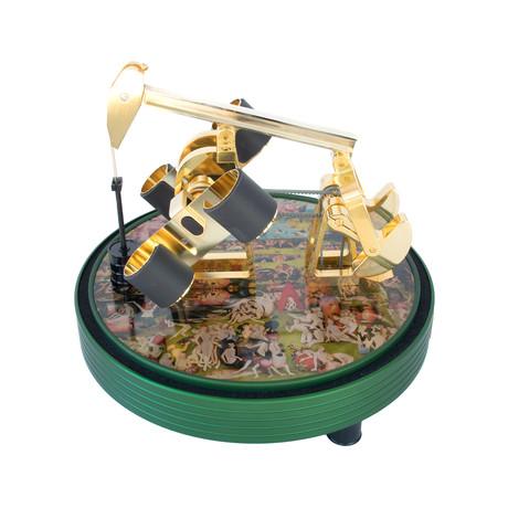 Oil Baron // Garden of Mechanical Delight, Bosch Series