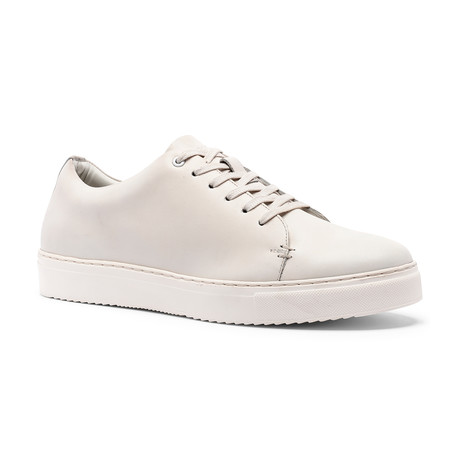 Jimmy Low-top Sneaker // White (US: 7.5)