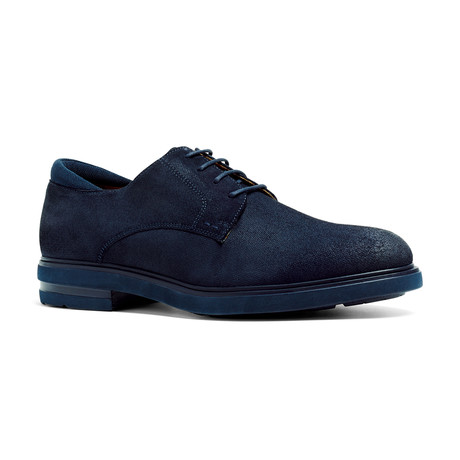 Calvin Hybrid Derby // Navy Blue (US: 7.5)