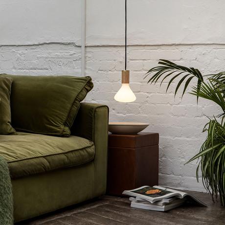 Noma Pendant Light // Oak