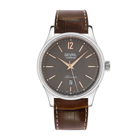 Gevril Five Point Swiss Automatic // 4259A