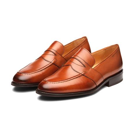 Saddle Loafer // Cognac (US: 7)