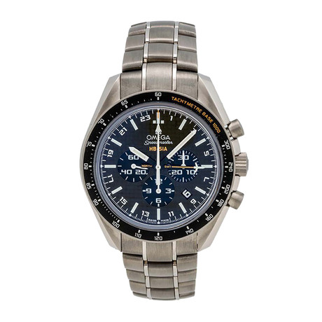 Omega Speedmaster HB-SIA Chronograph Automatic // 321.90.44.52.01.001 // Store Display