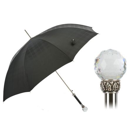 Luxury Umbrella + Swarovski® Knob