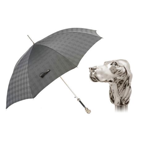 Silver Fido Umbrella