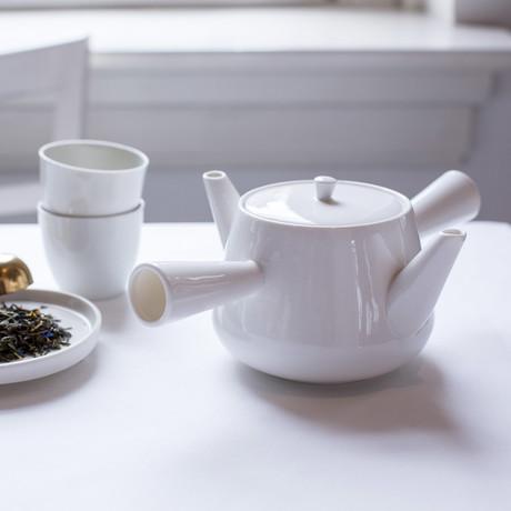 Tea For Two Teapot