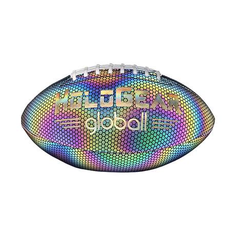HoloGear Football // Multicolor Glow