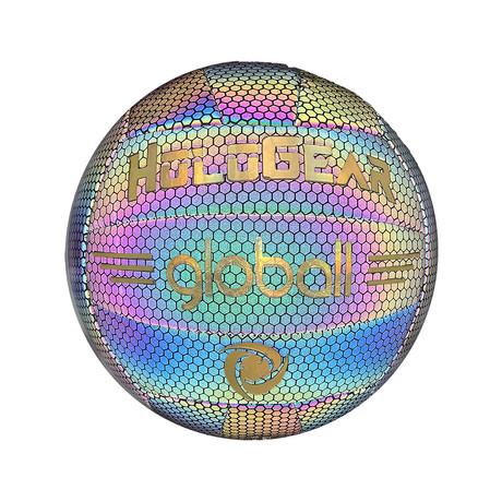 HoloGear Volleyball // Multicolor Glow
