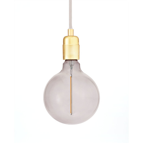 Atelier LED Bulb Collection // Smoke (G125)