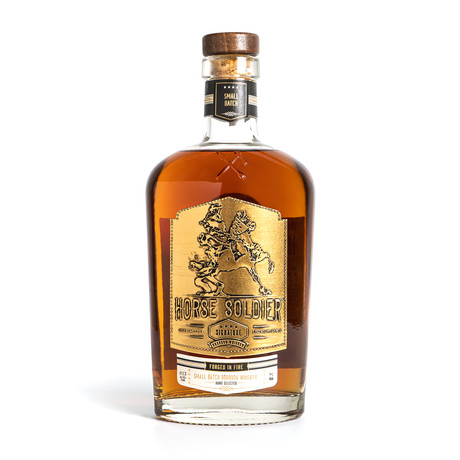 Horse Soldier Signature Small Batch Bourbon Whiskey
