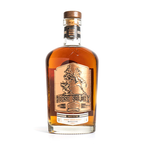 Horse Soldier Premium Straight Bourbon Whiskey