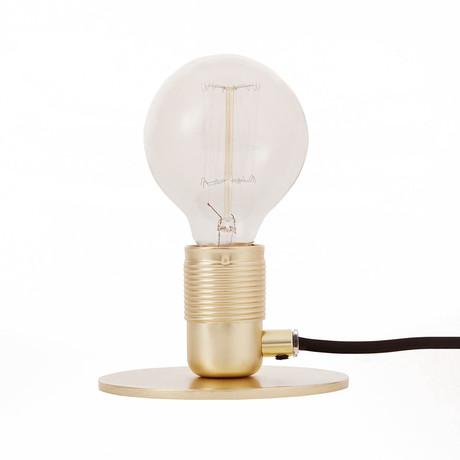 E27 Table Light (Brass)